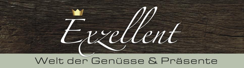 Exzellent - Welt der Genüsse & Präsente - Pfungstadt-Logo